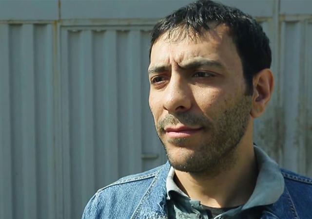 نمای پنجم فیلم Second 2017 با حضور علیرضا مهران