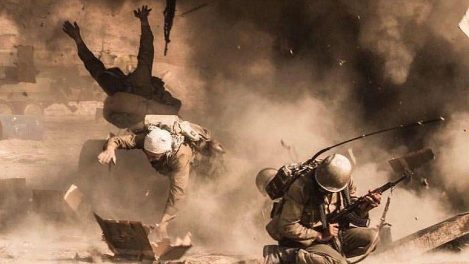 عکس اول فیلم تنگه ابوقریب