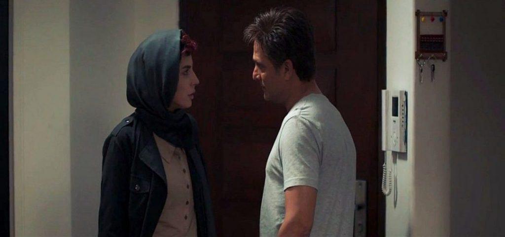 نمای دوم نهنگ قسمت 9 با حضور حسین یاری و لیلا حاتمی