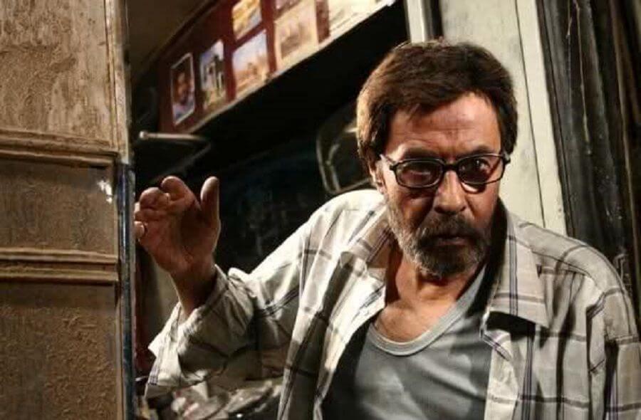 نمای اول فیلم Otobuse shab با حضور خسرو شکیبایی