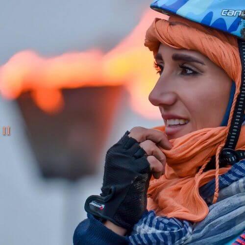 نمای دوم مسابقه Rally Irani قسمت 16 با حضور سالی بسما