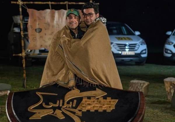 نمای اول مسابقه Rally Irani قسمت 18