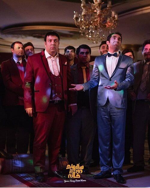 نمای اول سریال Salhaye Door Az Khaneh قسمت 7 با حضور علی اوجی