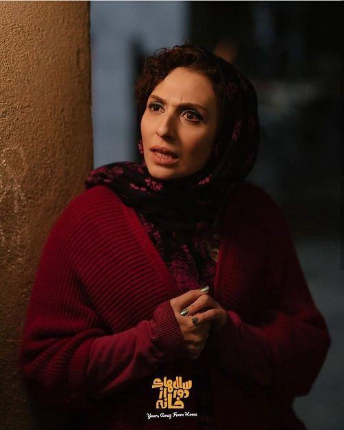 نمای سوم سریال Salhaye Door Az Khaneh قسمت 8 با حضور ملیسا ذاکری