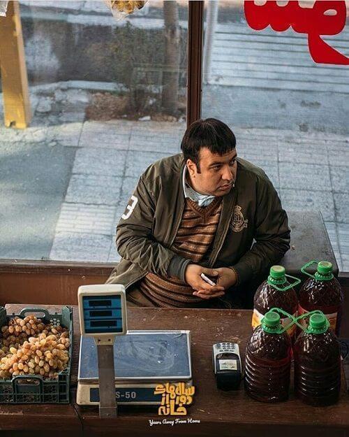 نمای سوم سریال Salhaye Door Az Khaneh قسمت 2 با حضور علی اوجی