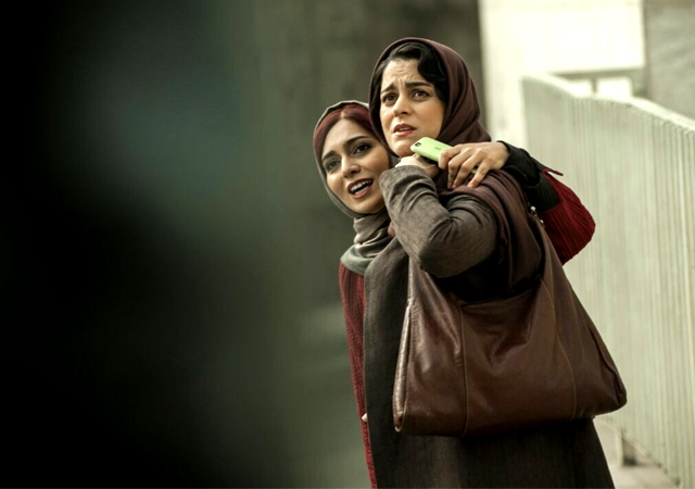 عکس ششم فیلم سینمایی سارا و آیدا