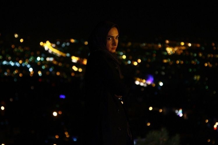 نمای اول فیلم Se Mahi با حضور هانیه توسلی