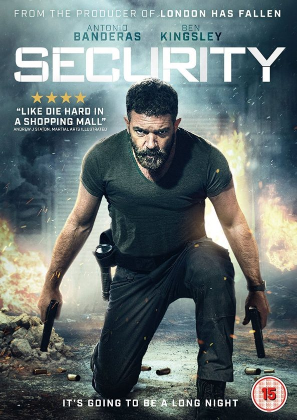 پوستر فیلم سینمایی Security 2017
