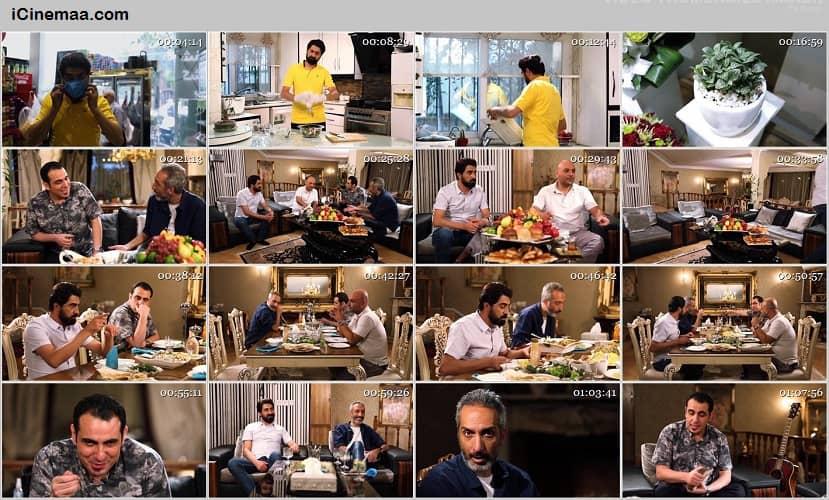 دانلود قانونی فصل پانزدهم شام ایرانی
