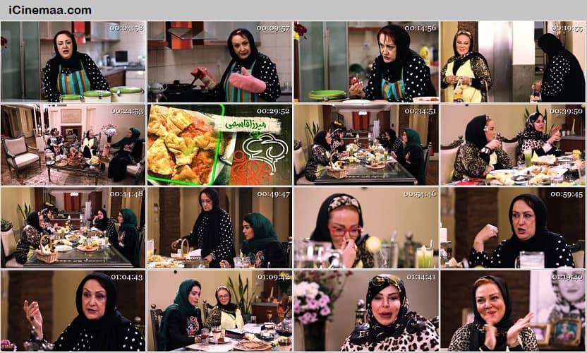 مسابقه شام ایرانی شام چهارم 4 فصل 8