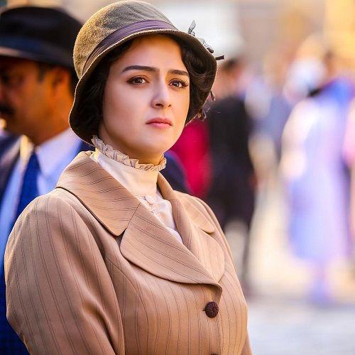 نمای دوم سریال Shahrzad قسمت 4 با حضور ترانه علیدوستی