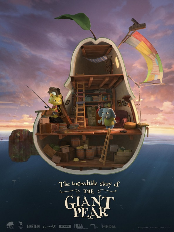 دانلود انیمیشن The Giant Pear 2017