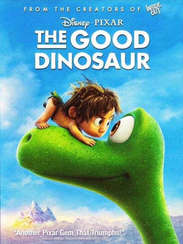 پوستر رایگان انیمیشن The Good Dinosaur 2015