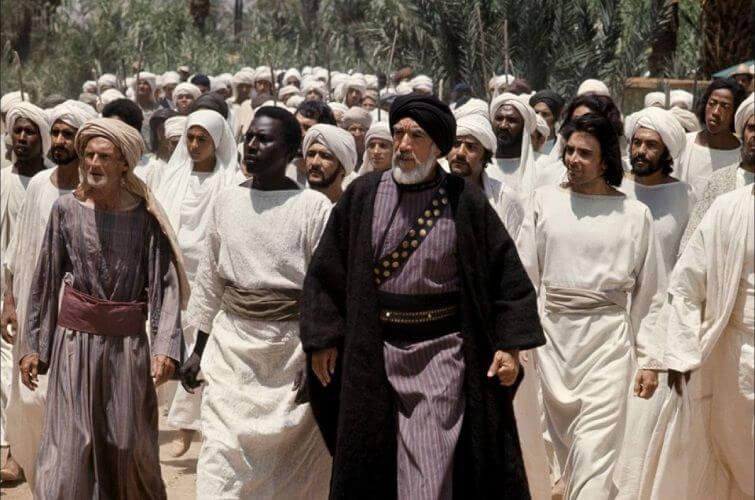 نمای دوم فیلم 1976 The Message