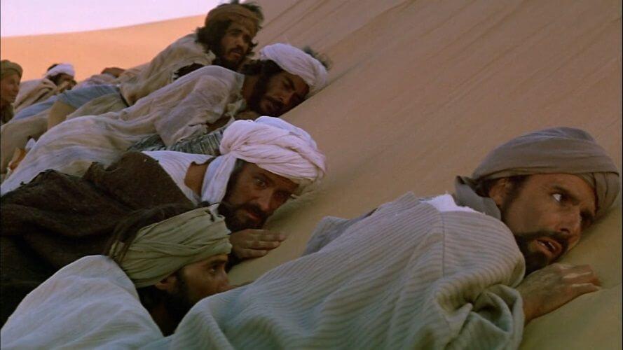 نمای سوم فیلم 1976 The Message