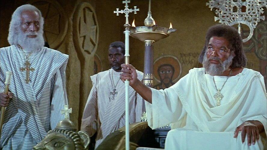 نمای چهارم فیلم 1976 The Message
