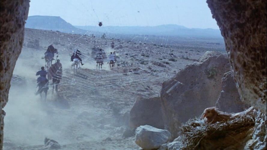 نمای پنجم فیلم 1976 The Message