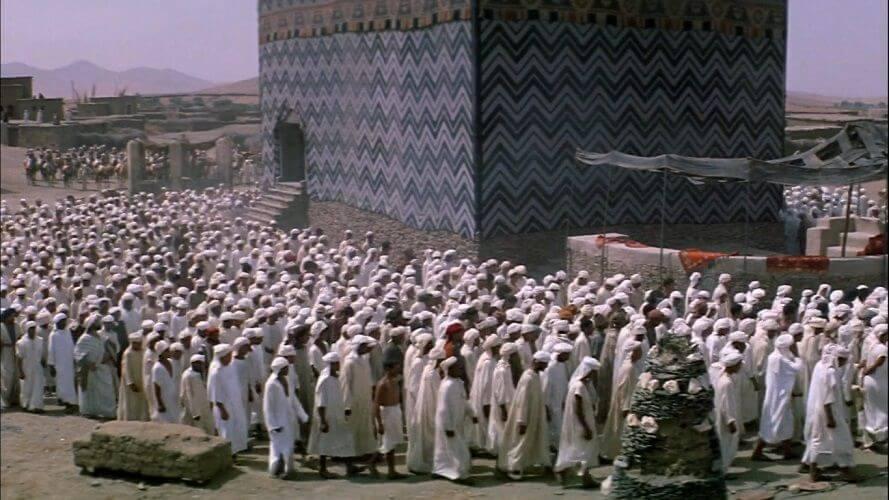 نمای ششم فیلم 1976 The Message