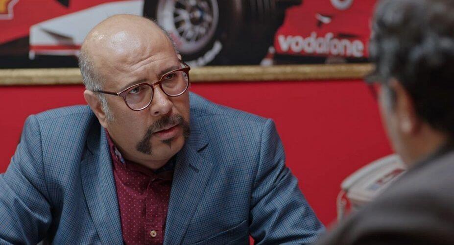 نمای دوم سریال The Monster قسمت 2 با حضور محمد بحرانی