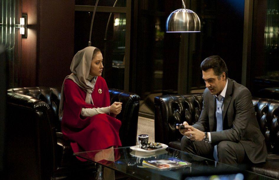 نمای سوم فیلم با حضور کوروش تهامی و بهاره کیان افشار