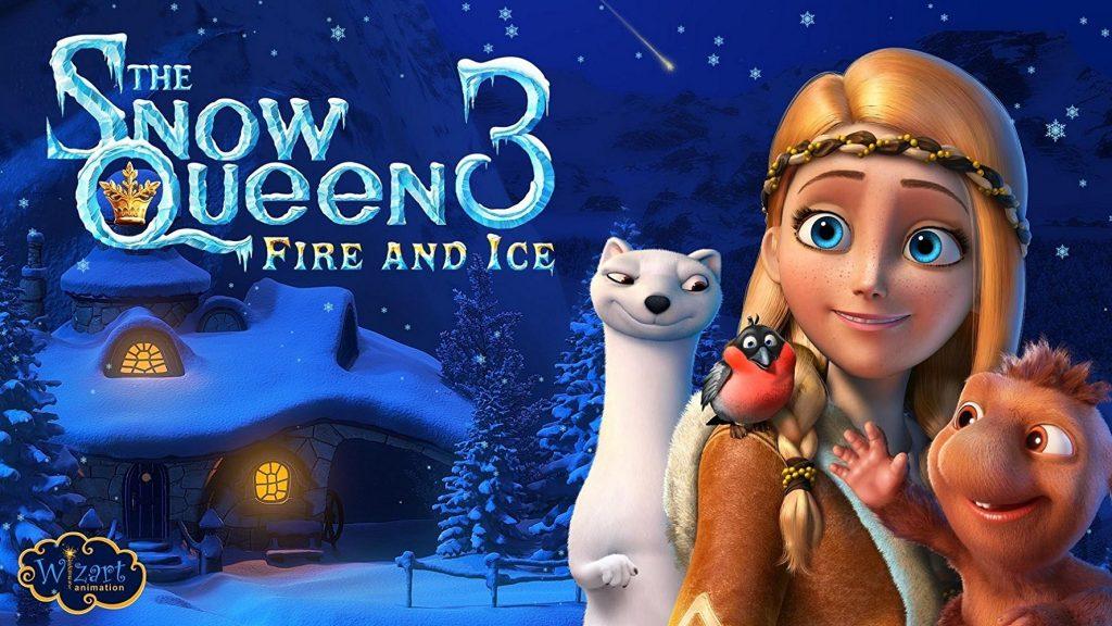 عکس اول از انیمیشن The Snow Queen 3 2016
