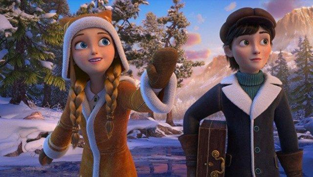عکس دوم از انیمیشن The Snow Queen 3 2016