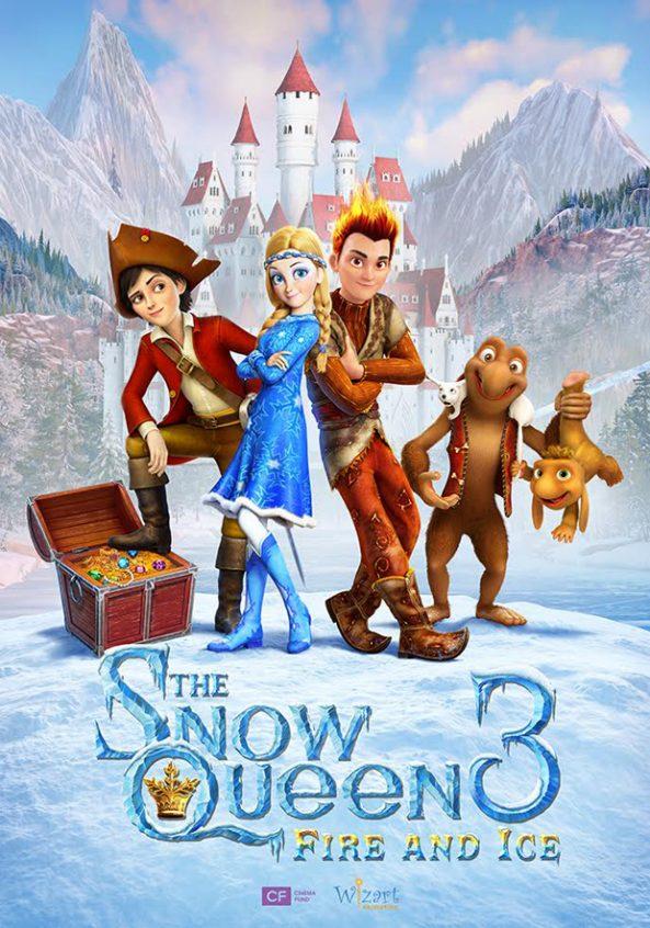 پوستر انیمیشن The Snow Queen 3 2016