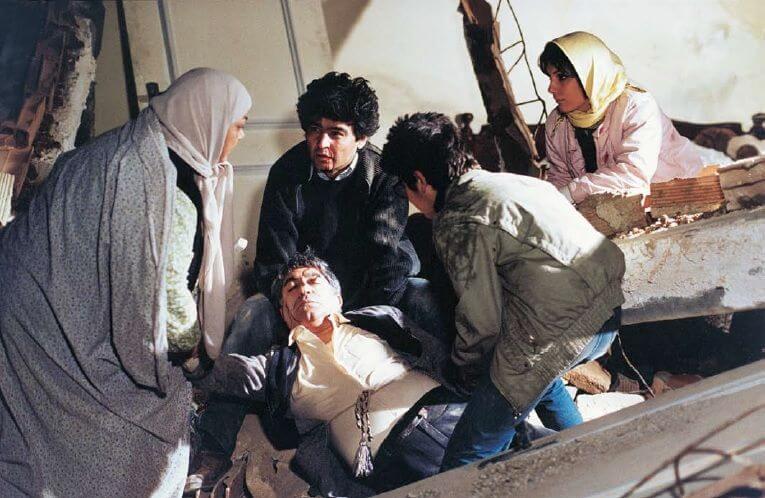 نمای دوم فیلم The Tenants 1987