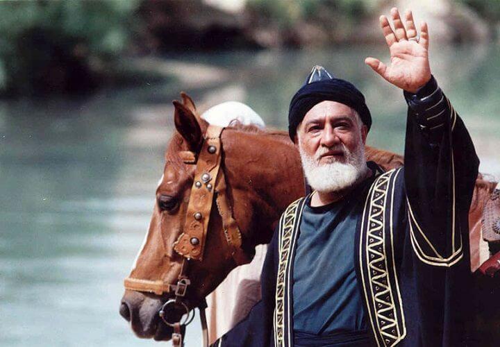 نمای اول فیلم Mosafere rey