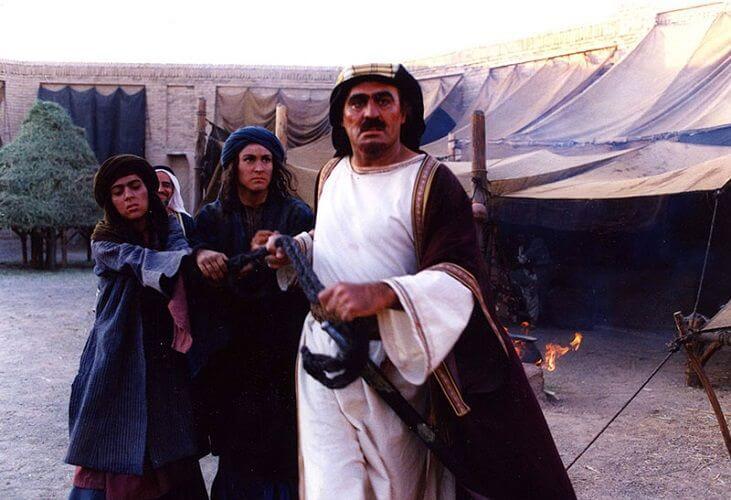 نمای سوم فیلم Mosafere rey