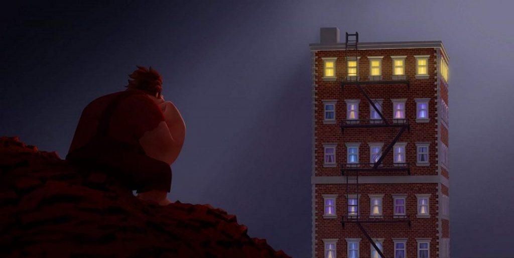 نمای اول انیمیشن