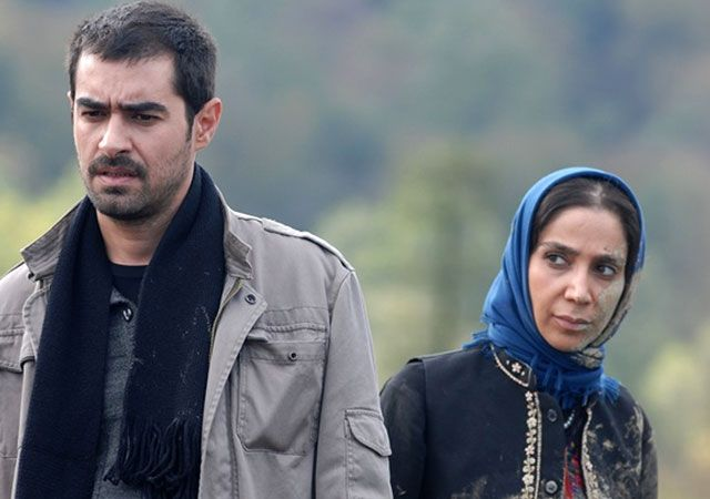 نمای سوم فیلم با حضور شهاب حسینی و دریا آشوری