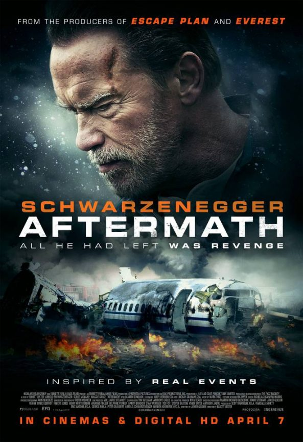 پوستر فیلم Aftermath